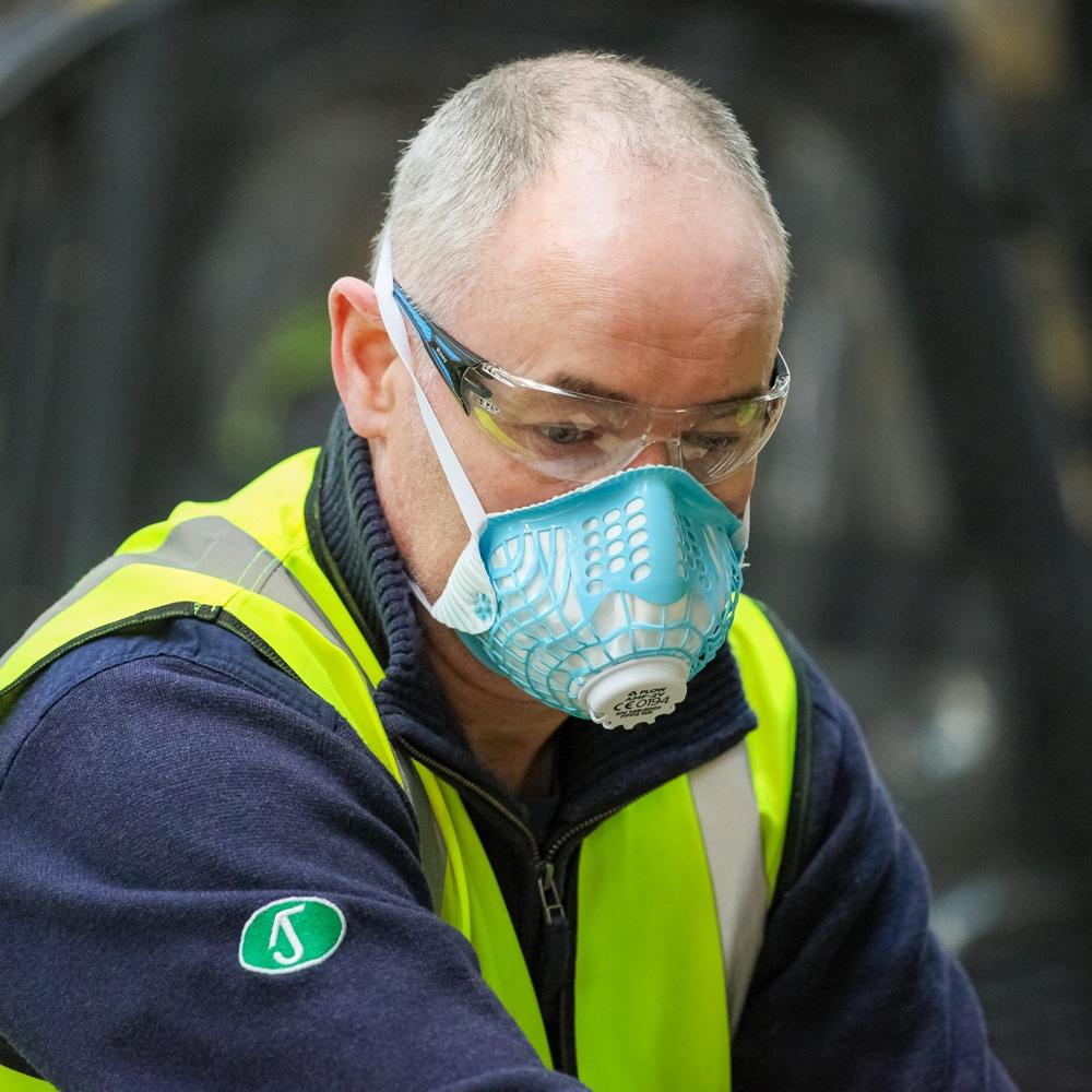 Best safety eyewear to prevent steaming