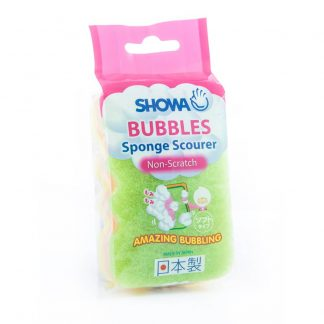 Showa Bubbles Sponge Scourer