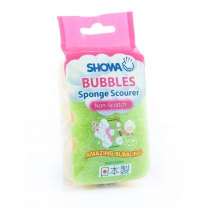Showa Bubbles Sponge Scourer thumbnail