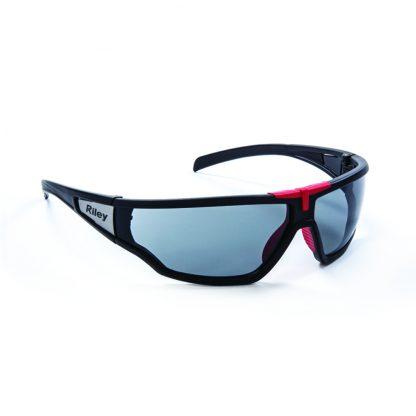 grey lens safety eyewear