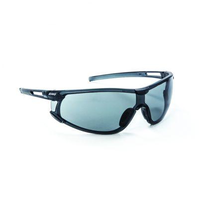 safety glasses grey lens